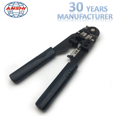 ANSHI Network Crimp, Striping, Cut Tool